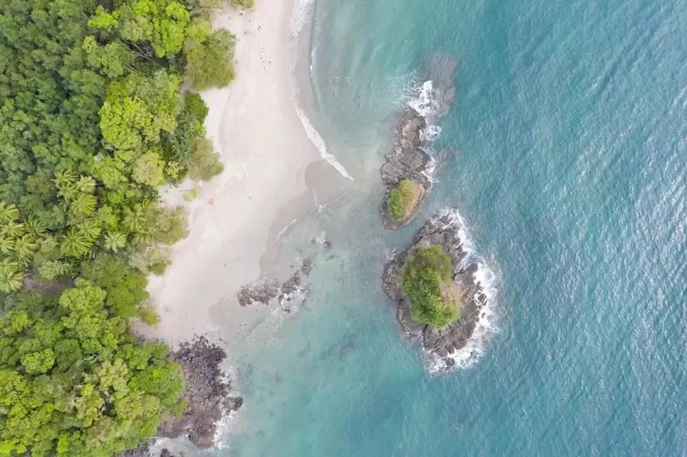 Playas de Costa Rica: Manuel Antonio