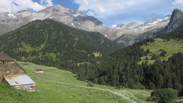 La Ruta de los Tres Refugios en el macizo Posets - Maladeta / El diario.es