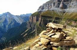 El Parque Nacional de Ordesa y Monte Perdido / Foto: @marisagarlo_ (IG)