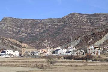 Yebra de Basa (Huesca) / Foto: Willtron (wikimedia commons)