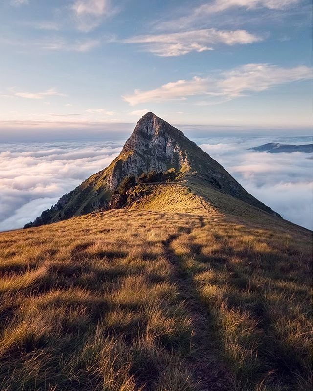 Fotografía montaña Pirineos by @frnalex