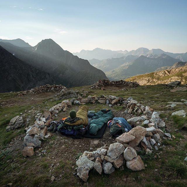 Fotografía montaña Pirineos by @joffreymaluski