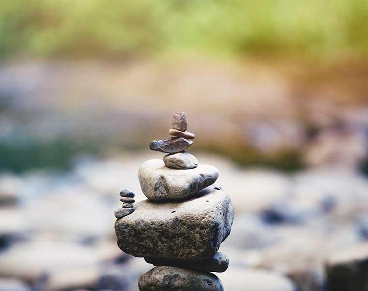 Senderismo y mindfullness / Foto: Austin Neill
