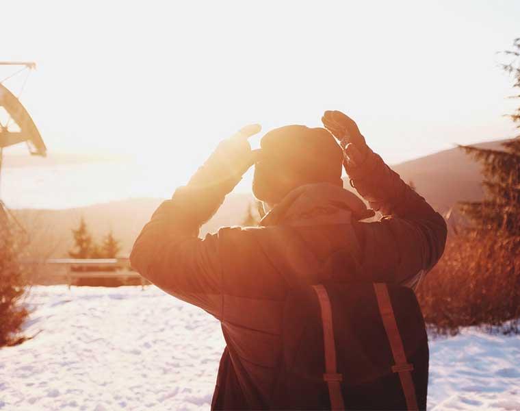 Turismo de invierno / Foto: Isaac Viglione