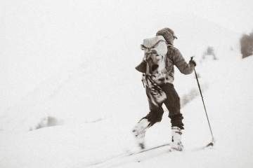 10 Consejos básicos para el Esquí de Montaña / Foto: Brent Olson