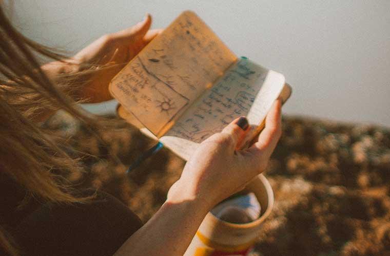 Documentar un viaje: escribe. / Foto: Joao Silas