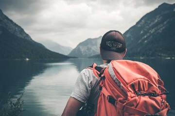 Cómo elegir una mochila de montaña / Foto: Philipp Kammerer