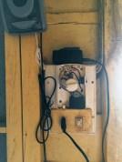 Proper socket and light switch