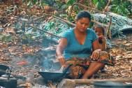 Locals cooking