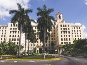 Hotel Nacional in Havanna