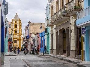 Movie Road in Camagüey