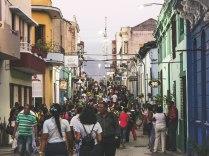 Santiago de Cuba Pedestrian Street