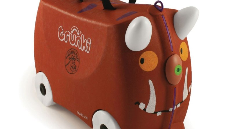 Gruffalo Trunki Ride-on Suitcase_1
