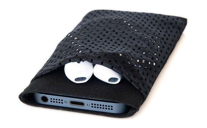 Waterfield Designs iPhone Suede Jacket