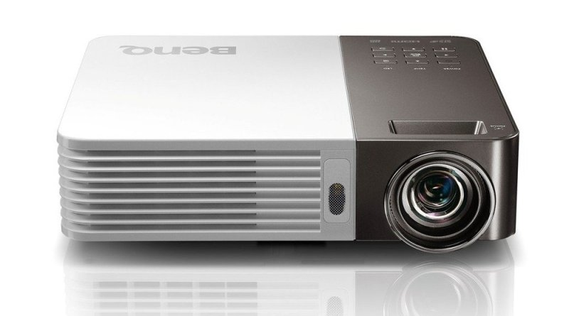 BenQ GP10 portable DLP LED projector