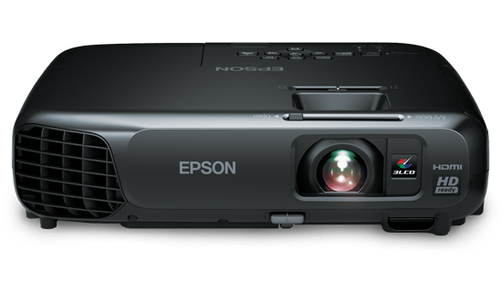 Epson EH-TW490 portable 3LCD projector