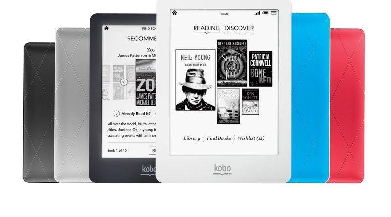 Kobo Glo e-reader ereader