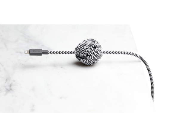 Native Union Night cable for Apple Lightning