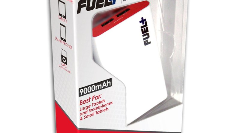 Patriot Fuel+ battery for phones & tablets