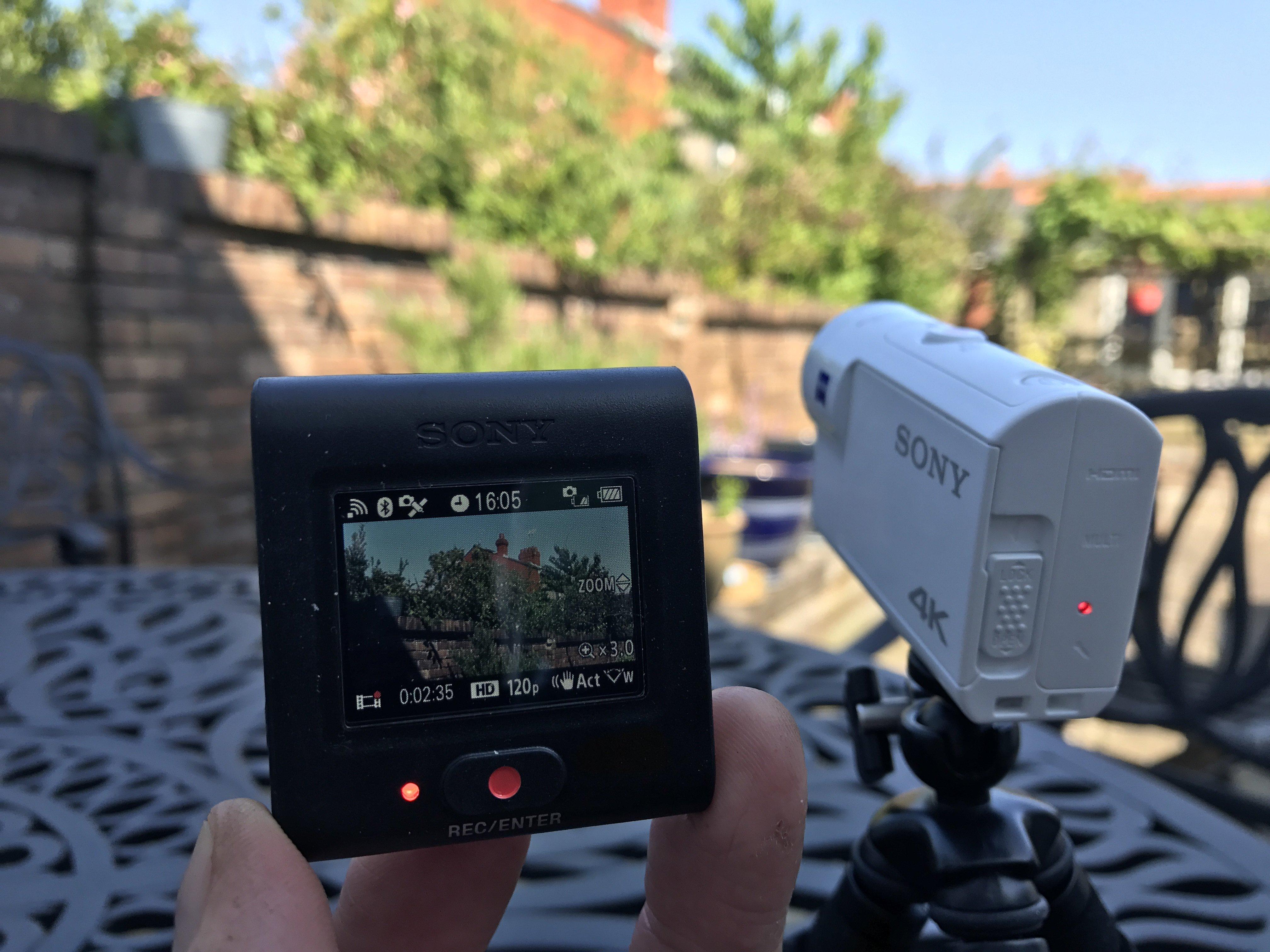 REVIEWED: Sony FDR-X3000R Handycam - Travgear.com