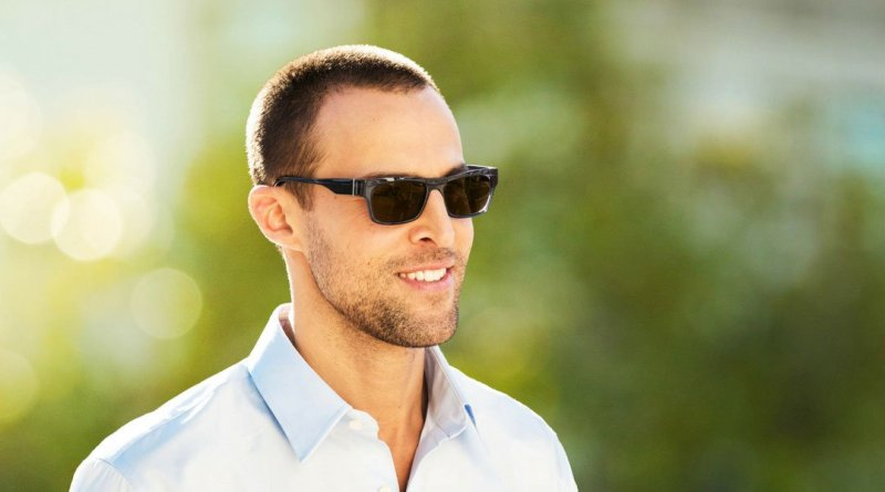 Transitions XTRActive lenses Brown outdoors