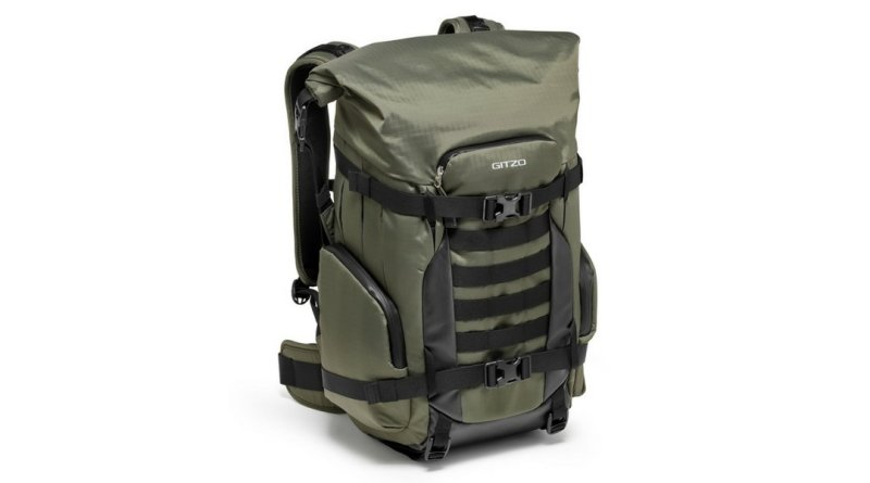 Manfrotto Gitzo Adventury camera backpack