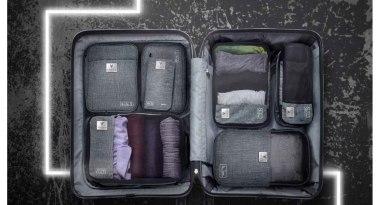 Vasco travel packing cubes set
