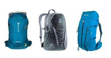 backpacks for short hikes