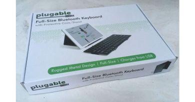 Plugable Bluetooth Keyboard