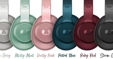 Fresh 'n Rebel Clam ANC DGTL headphones