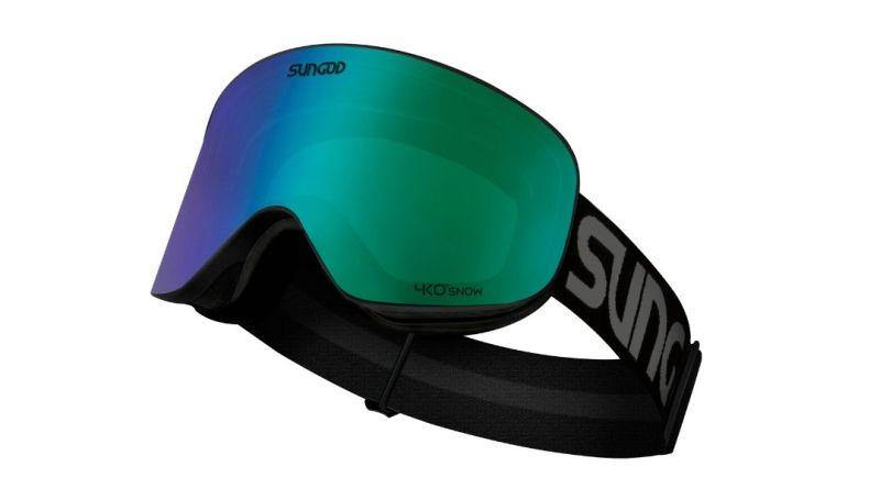 SunGod Vanguards ski goggles