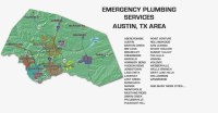 Plumbers in the Austin, TX Area for Water leaks, Clogged ...