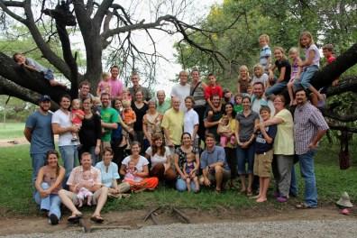 Group photo at the Tanzania Meeting.