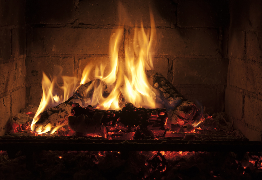 get your fireplace ready