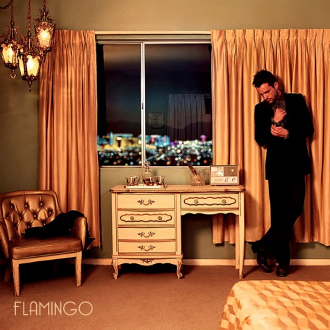 Brandon Flowers,Flamingo,Cover,Art