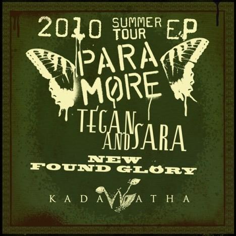 2010,Summer,Tour,EP