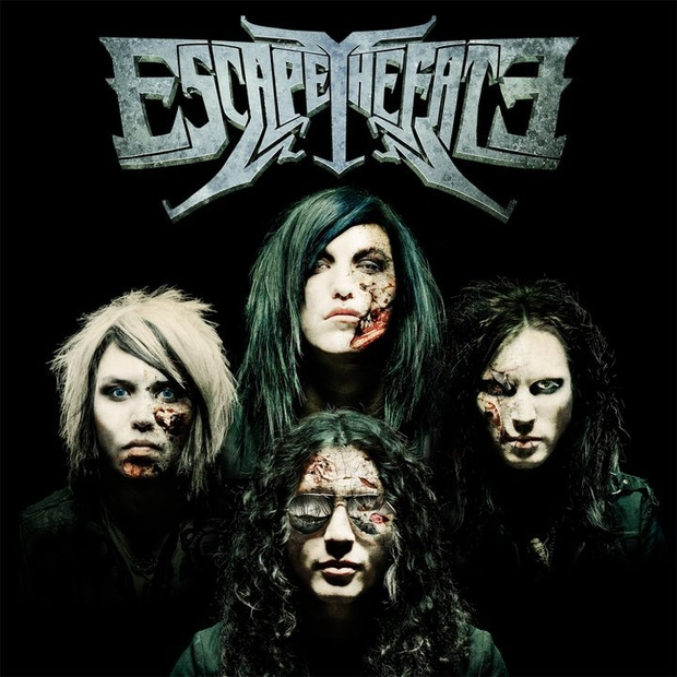 Escape The Fate 'Escape The Fate' Cover Art
