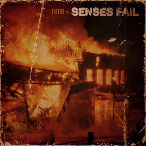 Senses Fail Artwork For The Fire