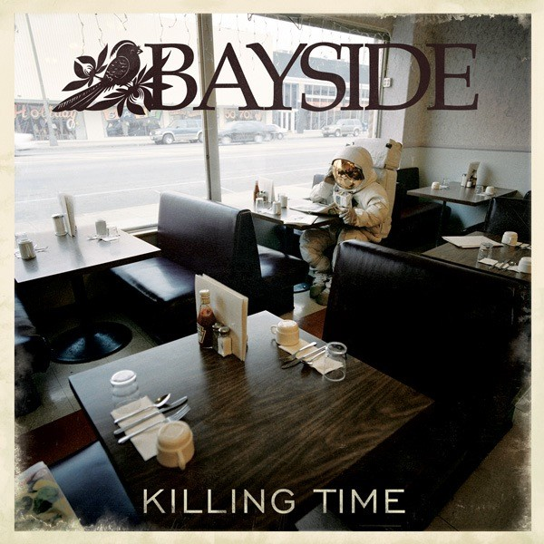 Bayside 'Killing Time' Cover Art