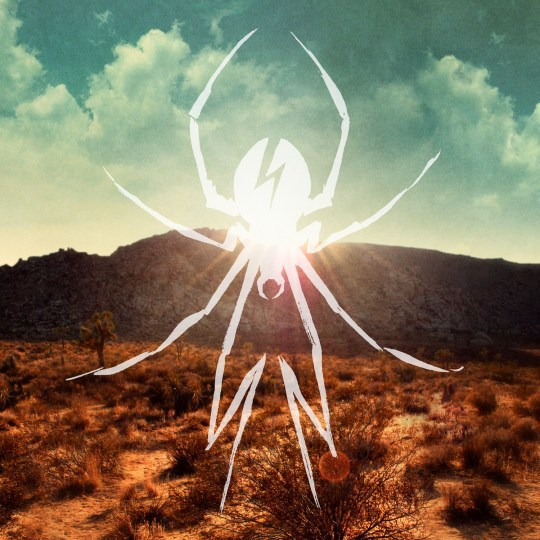 My Chemical Romance 'Danger Days' Album Cover
