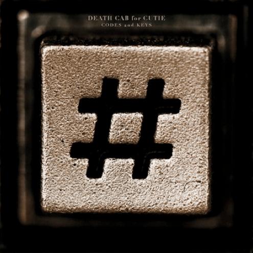 Death Cab For Cutie 'Codes And Keys' Album Artwork