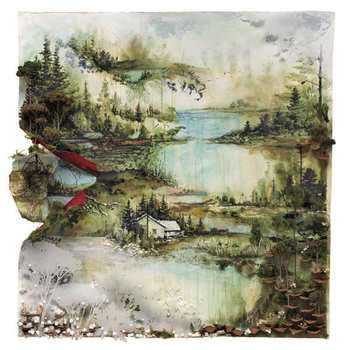 Bon Iver Self-titled Album Artwork