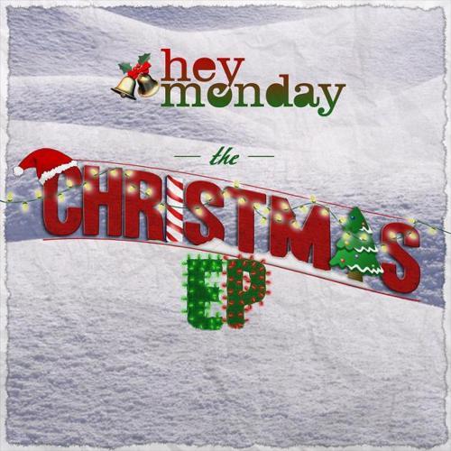 Hey Monday The Christmas EP Artwork