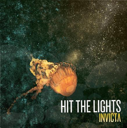 Hit The Lights 'Invicta' Cover Artwork