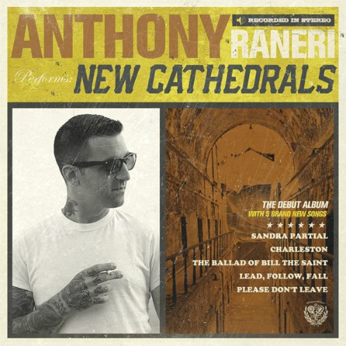 Anthony Raneri New Cathedrals EP Cover Artwork