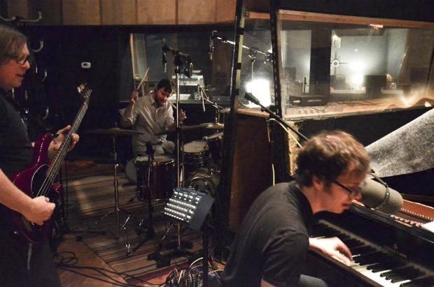 Ben Folds Five Working On New Album