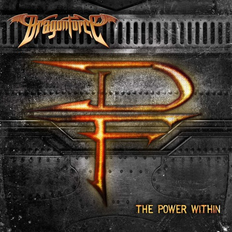 DragonForce 'The Power Within' Cover album Artwork