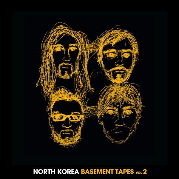 North Korea Basement Tapes Vol. 2 Cover Art