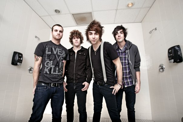 All Time Low 'Don't Panic' Album Details