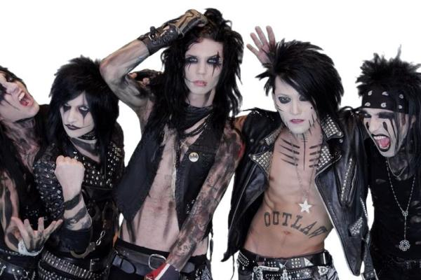 "New Song - Black Veil Brides ""Days Are Numbered"""